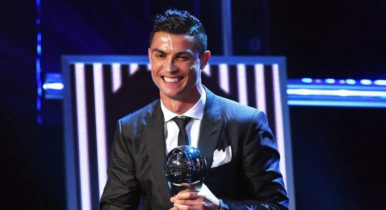 Cristiano Ronaldo gana el The Best 2017