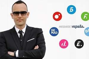 Mediaset hace oficial el fichaje de Risto Mejide con contrato de larga duración