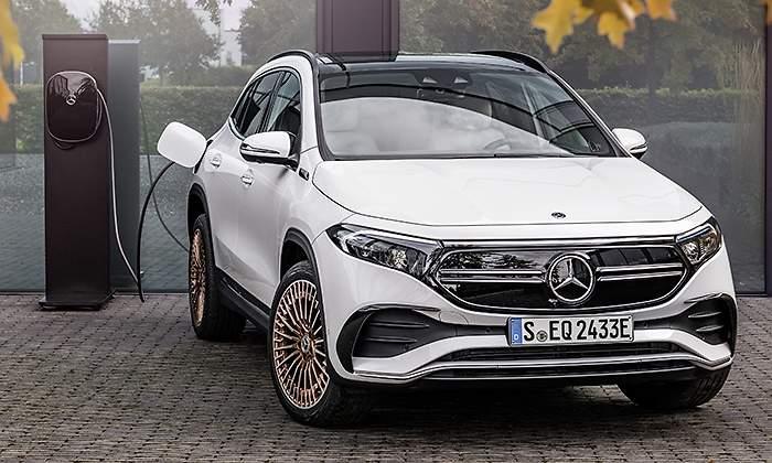 Mercedes EQA: ya está aquí el primer compacto eléctrico de la firma alemana