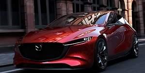 Mazda Kai concept: el anticipo del próximo Mazda3, con el novedoso motor de encendido por compresión