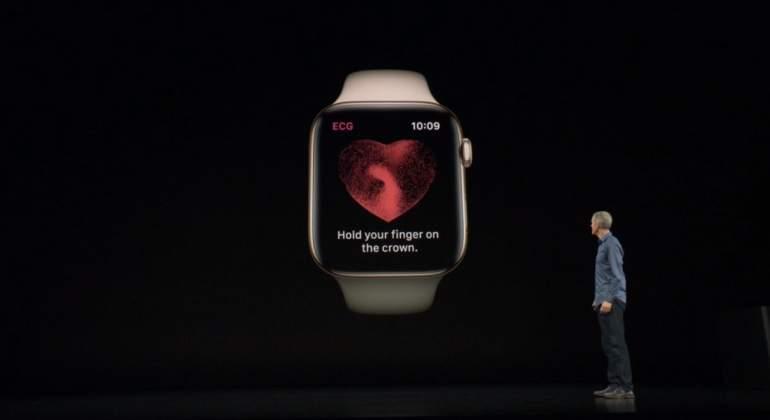 Apple lanza los nuevos iPhone Xs, iPhone Xr y el Apple Watch Series 4