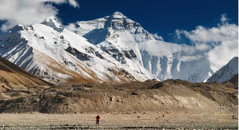 Campamento base Everest