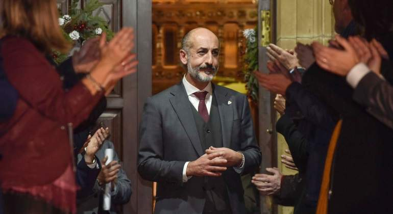 El cocinero que venció a las dudas, el 'aval' del PNV y la Ley del Deporte:  así es Aitor Elizegi, el nuevo presidente del Athletic - elEconomista.es
