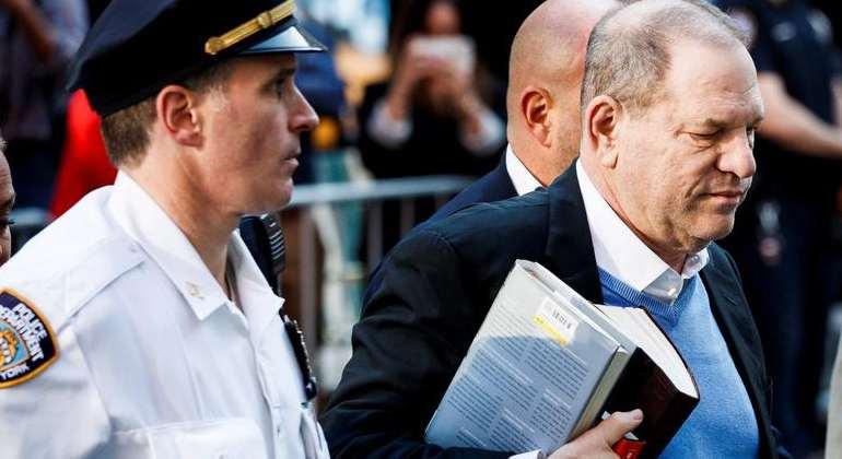 Weinstein llega a un acuerdo de 40 millones de euros con las mujeres que lo denunciaron por acoso sexual