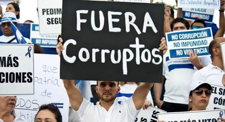 Resultado de imagen para fuera corruptos