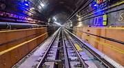 El tnel Canarsie del metro de Nueva York