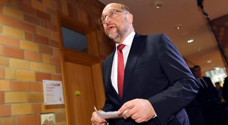 Los socialdemócratas alemanes, dispuestos a hablar para reeditar la gran coalición