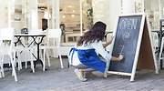 Hoteles y restaurantes se desploman un 53%