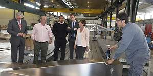 El Gobierno vasco ayudará a promover inversiones industriales con créditos por valor de 28 millones