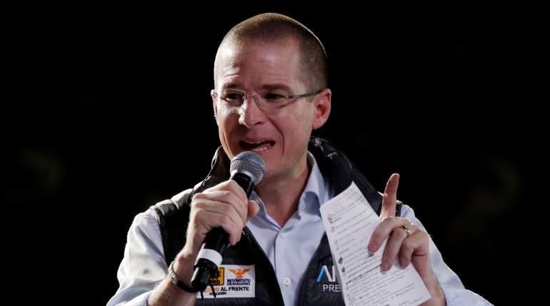 En campaña, los candidatos presidenciales de México salieron a contestarle a Trump