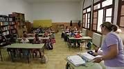 Clase en un colegio
