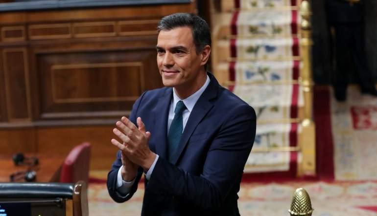 Sánchez pierde la primera votación y queda a la espera de ser investido
