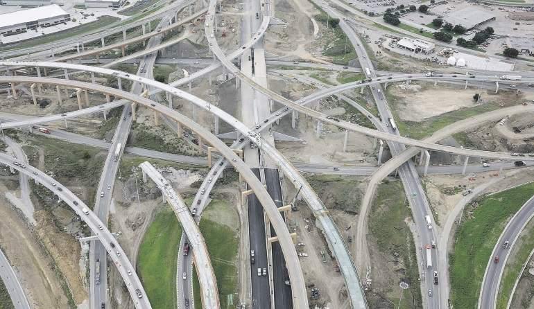 Ferrovial, el constructor de autopistas de EEUU