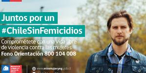 Famosos promueven en redes campaña contra la violencia hacia la mujer
