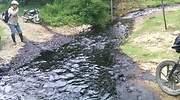 Flujo de petróleo en el oleoducto Caño Limón-Coveñas detenido tras ataque