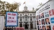 El sábado se celebrará una manifestación frente al Supremo para protestar contra la decisión