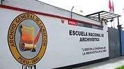 Escuela Nacional de Archivstica