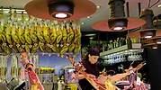 El mejor jamón 100% ibérico de bellota y el mejor jamón serrano de España