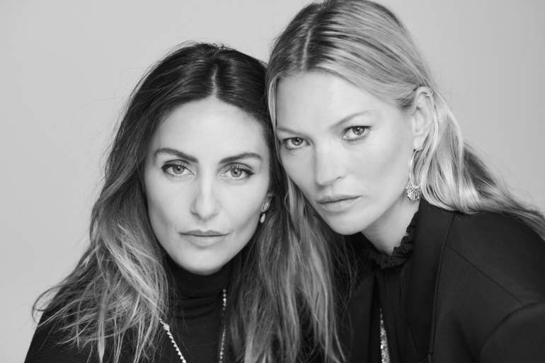 Kate Moss y Messika