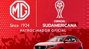 MG Motor se convierte en el nuevo patrocinador oficial de la CONMEBOL Sudamericana