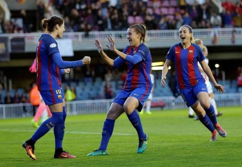 Choque por la nueva fecha para negociar el convenio colectivo del fútbol  femenino 6c8bc20c10a27