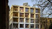 La piedra es el nuevo material de moda: siete espectaculares edificios que lo demuestran (uno español)