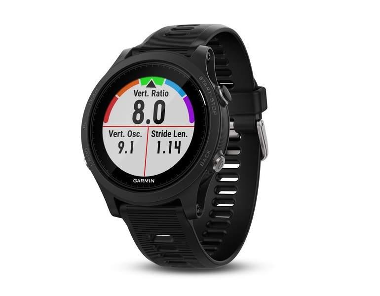 b84990eb9 El reloj puede registrar todo tipo de actividades, incluso las carreras de  montaña y muestra grandes estadísticas de rendimiento, que ayudan al  deportista a ...