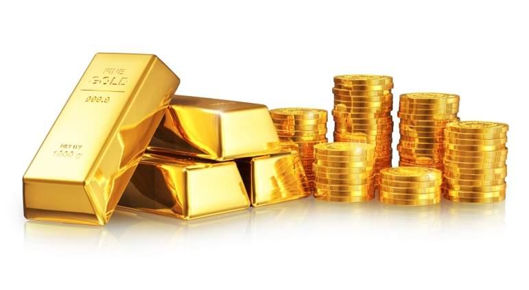 Oro toca máximos de cinco semanas