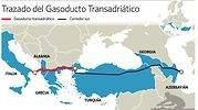 Culmina el gasoducto griego en el que Enagás ha invertido 222 millones