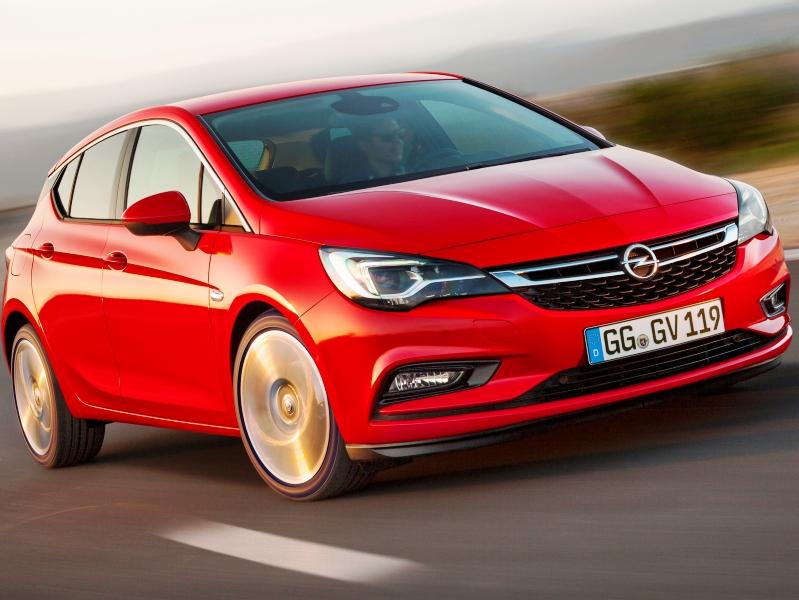 Nuevo Opel Astra: más compacto y manejable - 625x250