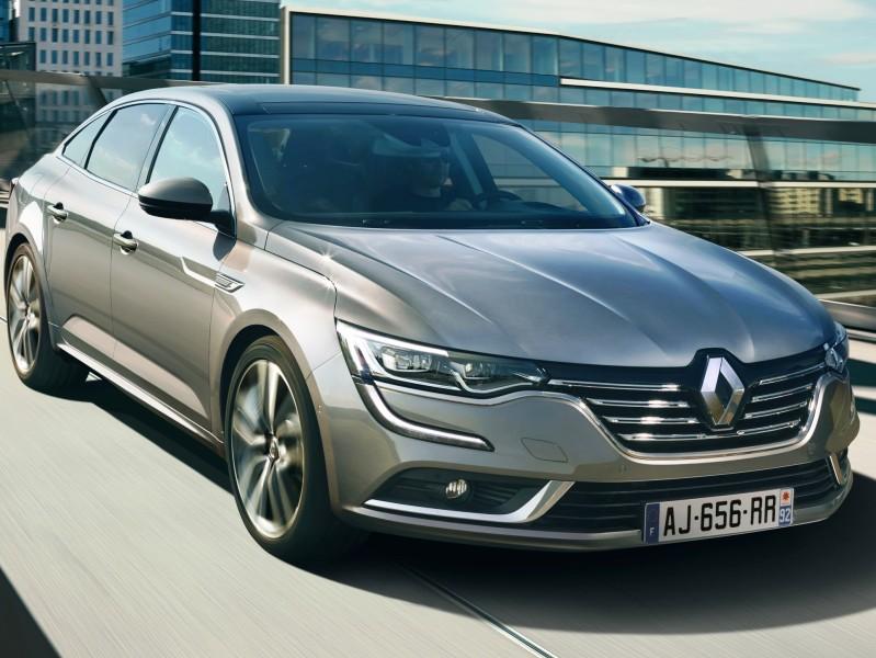 Nuevo Renault Talisman: más nivel para el sustituto del viejo Laguna - 625x250