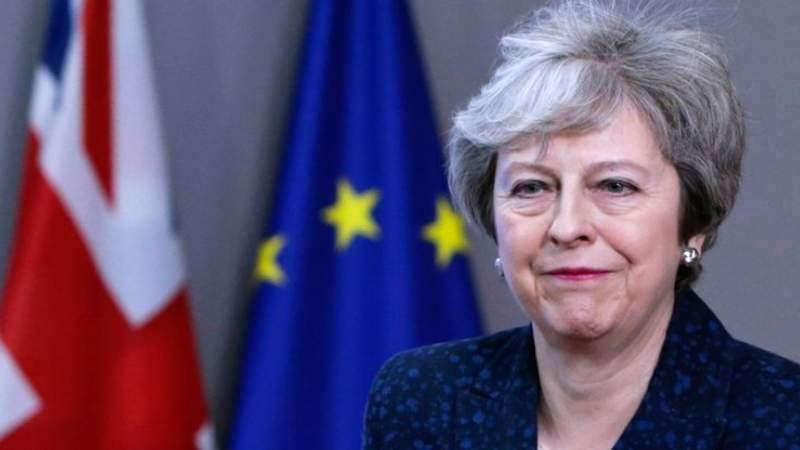 May busca convencer a su partido para prorrogar la negociación del Brexit