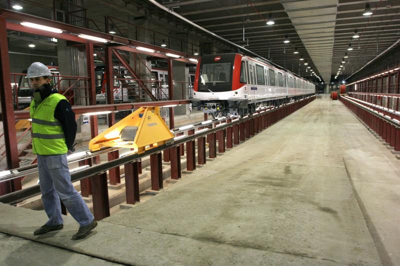 El Metro de Barcelona llegará a la T1 de El Prat el 12 de febrero en 32 minutos