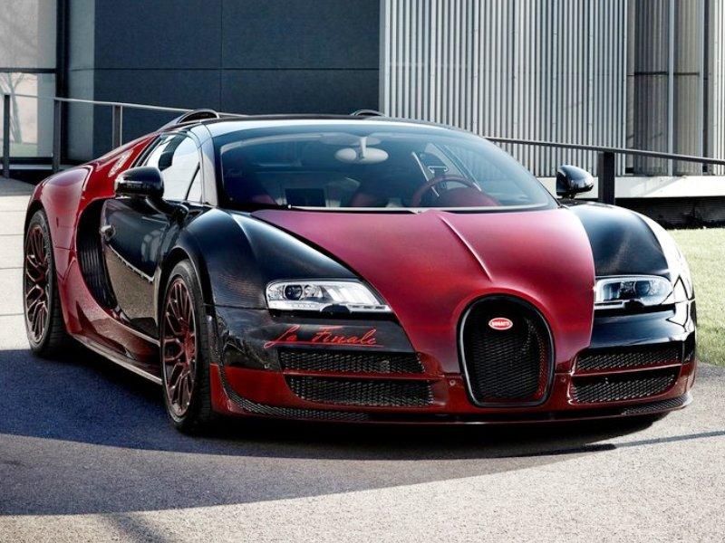 Adiós a una leyenda: así se fabrica el Bugatti Veyron La Finale