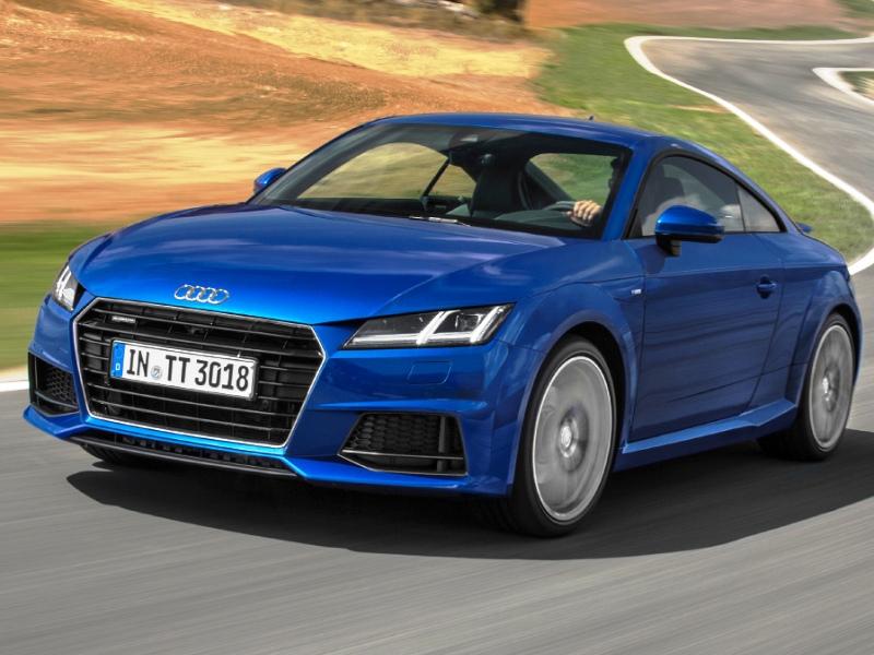 Audi TT TFSI 230 quattro S tronic: ¿coche funcional o un capricho?