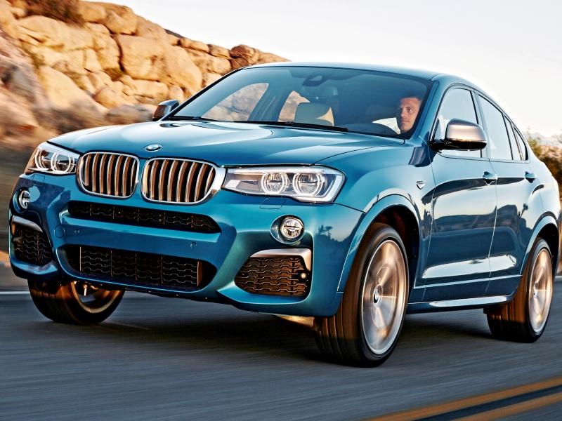 BMW X4 M40i: 360 caballos y poco que envidiar a un Macan Turbo