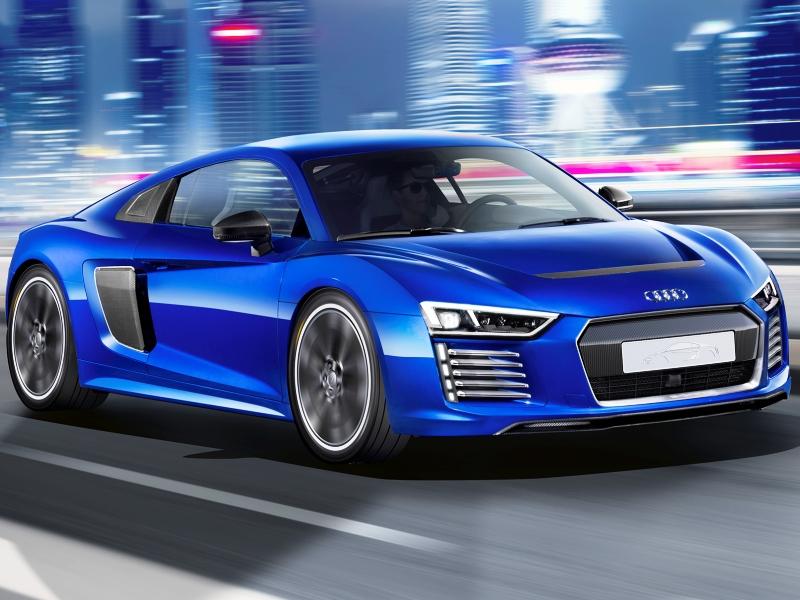 Un Audi R8 e-tron autónomo: 462 caballos que no te dejan conducir - 625x250