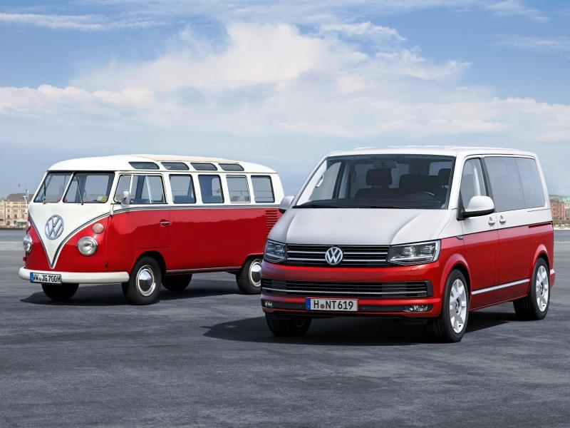 Volkswagen T6: la mítica furgo se renueva para devorar kilómetros
