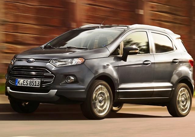 Nuevo Ford EcoSport: ahora más deportivo desde 12.990 euros