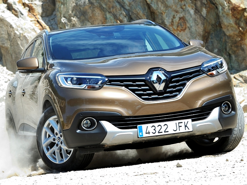 Renault Kadjar dCi 130 4x2 Zen: fácil de conducir para uso familiar