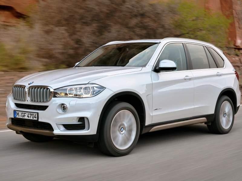 A prueba el BMW X5 25d xDrive: con un punto de racionalidad