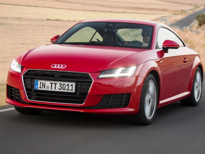 Nueva entrada al Audi TT: ¿cuántos caballos bastan para disfrutar? - 625x250