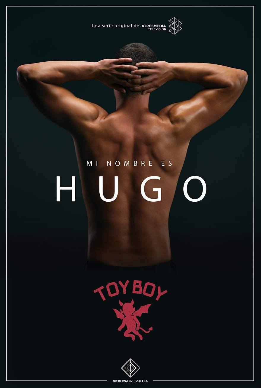 Toy Boy: Hugo - 880x
