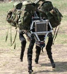El nuevo as del ejército estadounidense: una mula robótica - EcoDiario.es