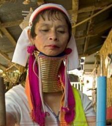 Mujeres de tailandia