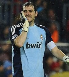 Iker Casillas 2011