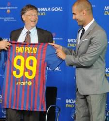 """Bill Gates, dueño de Microsoft, sobre Pep Guardiola: """"Es todo un genio"""""""
