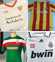 d0d558bb7592f El fútbol y la ¿excesiva  politización de sus camisetas  Sevilla ...