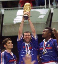 Sospechas de dopaje sobre la francia del 98 y zinedine - Zidane coupe du monde 1998 ...