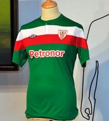 El Athletic de Bilbao jugará con la camiseta de la  ikurriña  - EcoDiario.es 2ed5d1c56a036